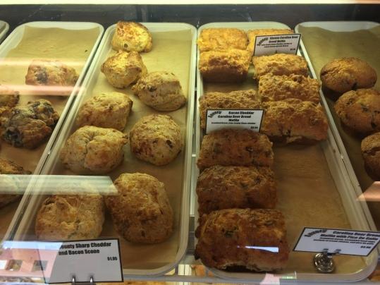 Savory Bakery Items