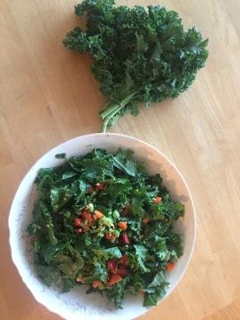 Thai chop salad