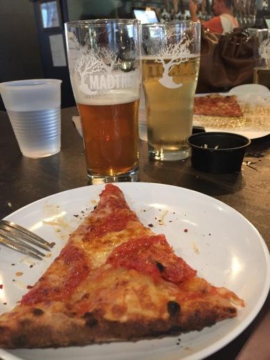Pizza always points true beer