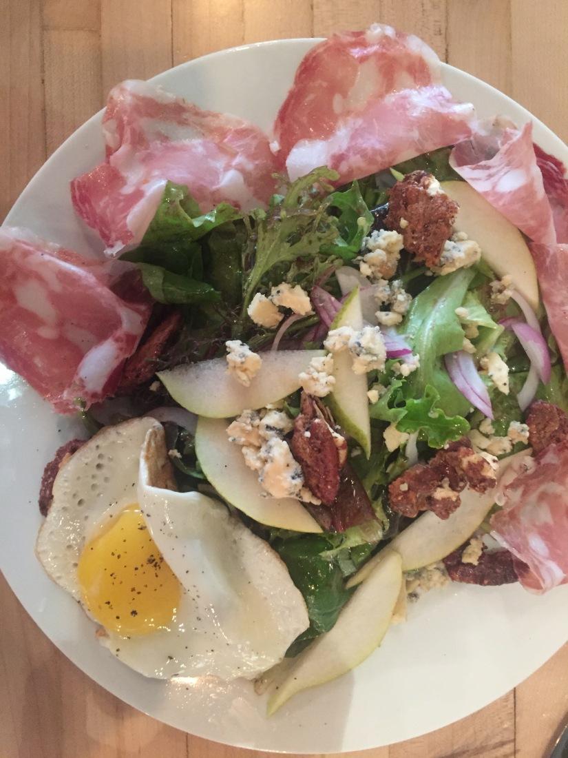 House Carriage Salad at Panino