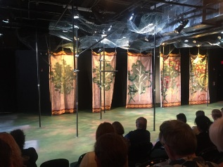 Maid Marion:Or the True Tale of Robin Hood pre-show