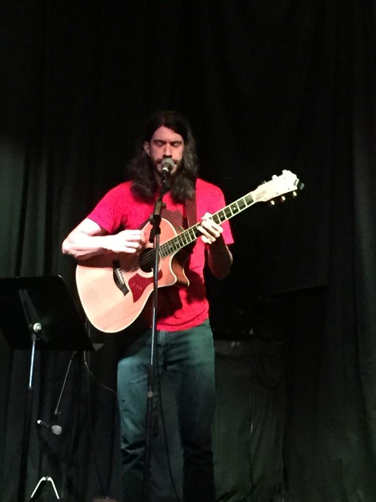Writer's Night Performance