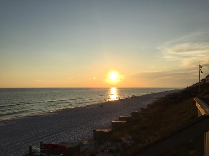 Goodnight sun!