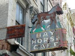 Bay Horse Cafe Before