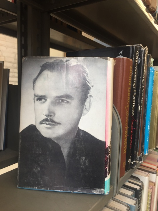 In 1949 authors were swashbuckers, apparently