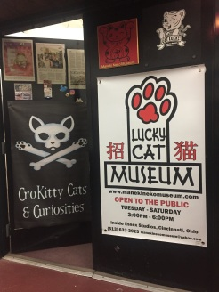 Welcome to the Cat museum