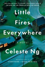 On the other hand, I'm hold 293 of 298 for Little Fires Everywhere by Celeste Ng.