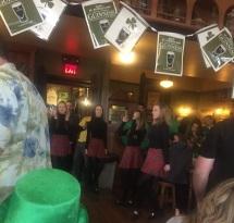 Dancing Lasses at Molly Malones!