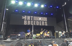 The Breeders kicking ass