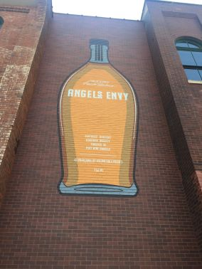 Angel's Envy Distillery art in Nu-lu