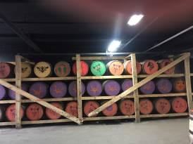 bourbon barrels = new spirits