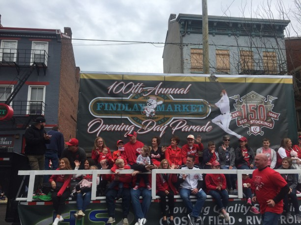150th Findlay Market Opening Day Parade