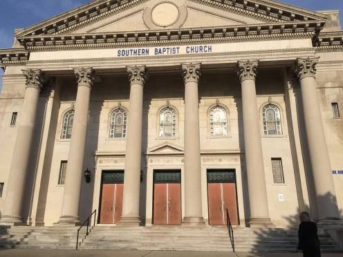 Church - Previously a synagogue
