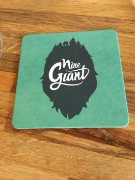 It's a Nine Giants Coaster