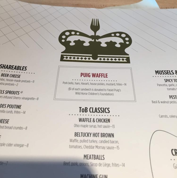 Puig Waffle