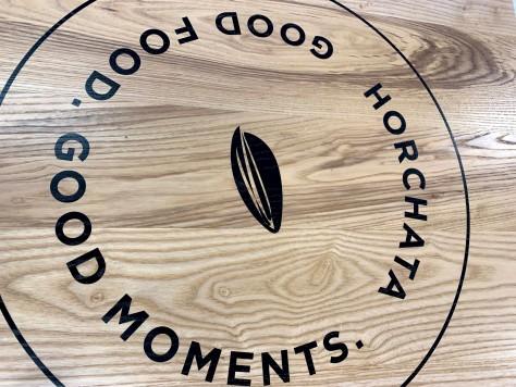 Good Food. Good Moments. True!