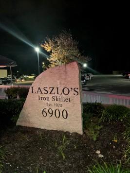 Laszlo's!