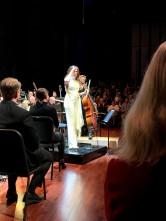 Inbal Segev, cellist
