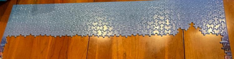blue sky puzzle