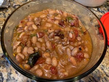 Cowboy Bean Sout