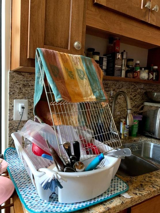 Dishwash Rack Stack
